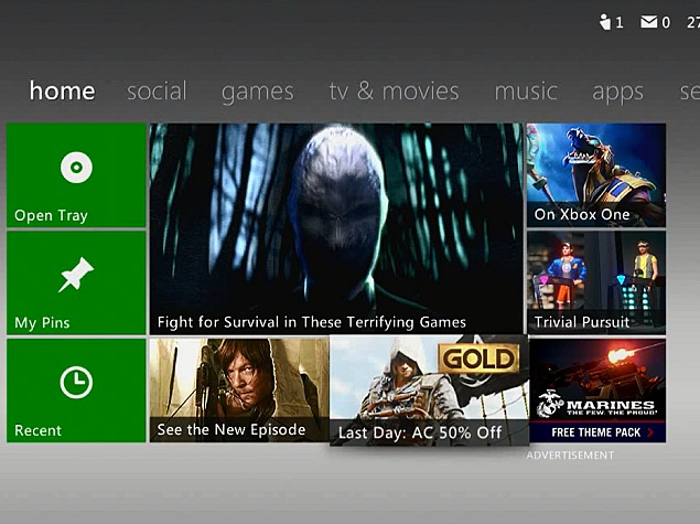 Xbox 360 Preview Programme Announced, First Update Detailed