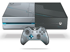 Microsoft Launches Xbox One Halo 5: Guardians Limited Edition Bundle
