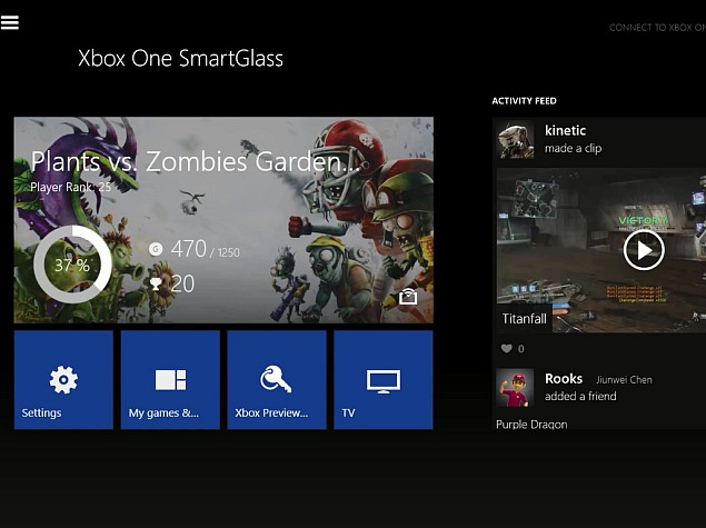 Xbox One 'August' Update Roll-Out Begins; Brings New Activity Feed and More
