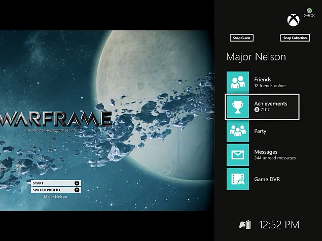 Xbox One October Update to Bring New Snap, Friends Features and More