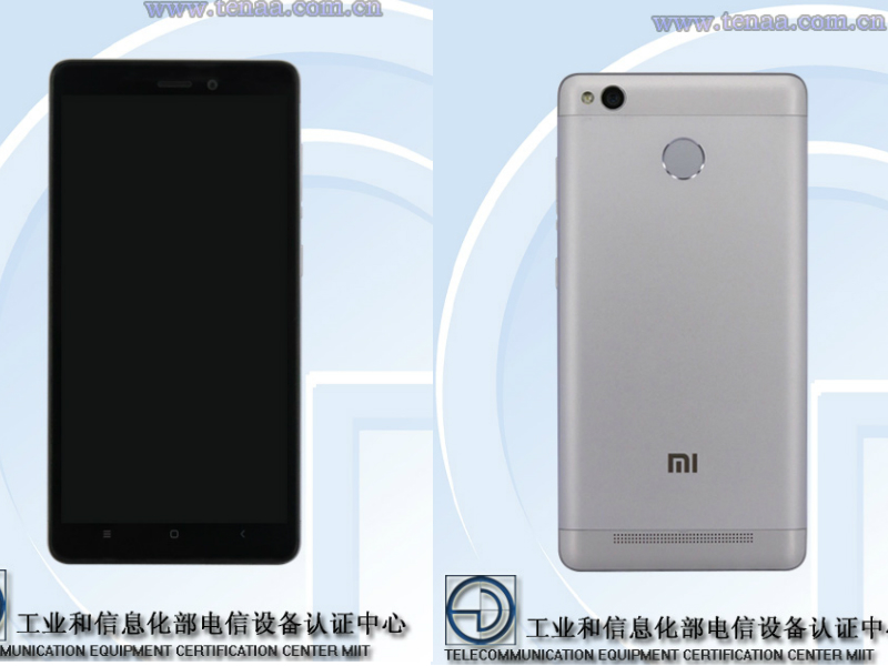 Xiaomi Redmi 3 Successor Spotted With 32GB Storage Variants