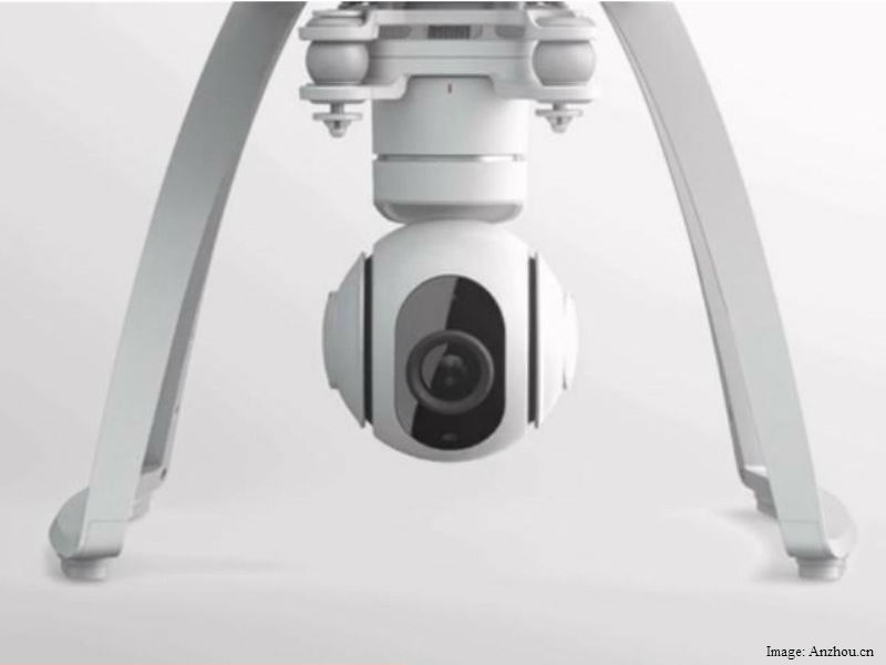 Xiaomi Mi Drone Leaked on Video Ahead of Wednesday Launch