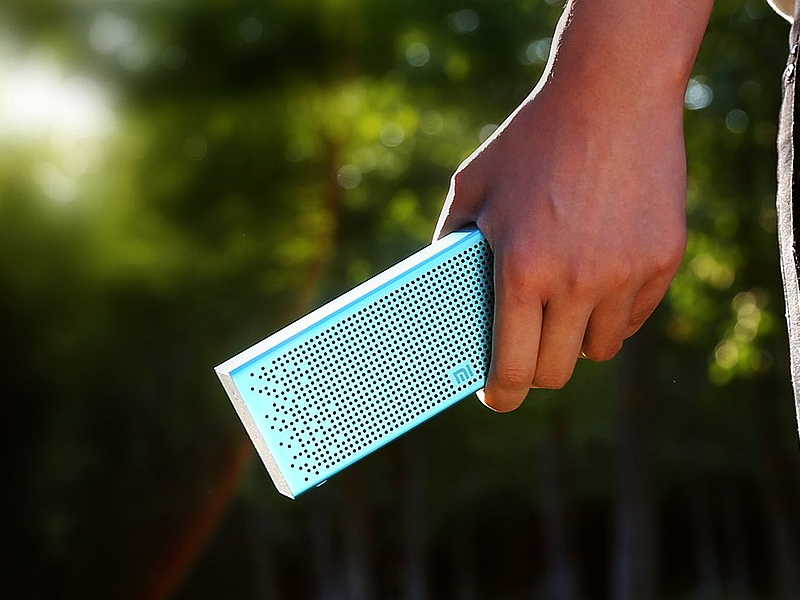 Xiaomi Bluetooth Speaker to Go on Sale Tuesday