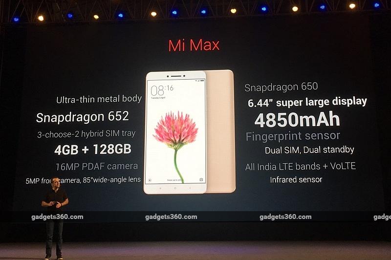 Xiaomi Mi Max को मिल रहा है बीटा एंड्रॉयड 7.0 नूगा अपडेट