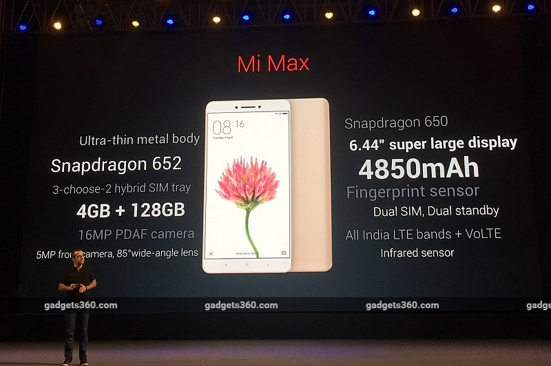 Xiaomi Mi Max Receiving Beta Android 7 0 Nougat Update