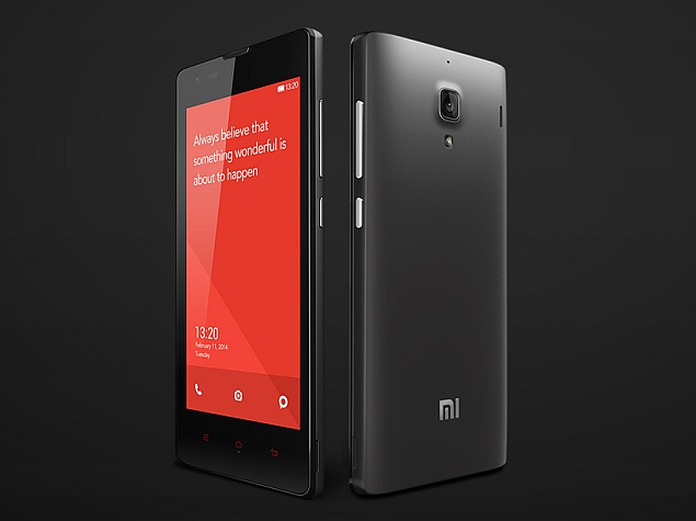 Xiaomi Redmi 1S Launched; Available September 2 at Rs 5,999 via Mi 3-Like Flash Sales