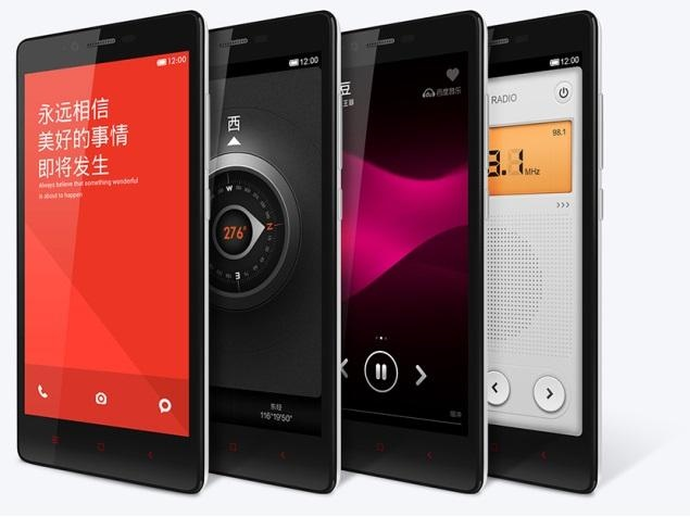Xiaomi Redmi 1S and Redmi Note to Launch Soon in India; Prices Revealed