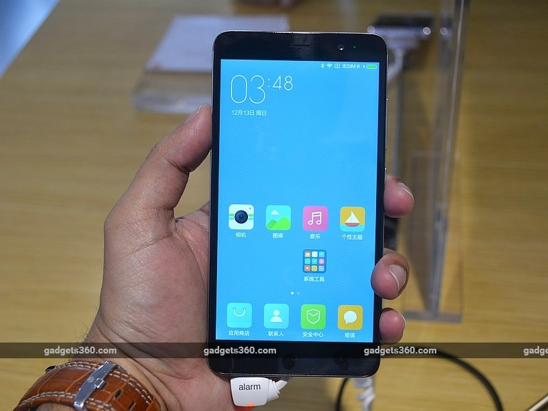 Xiaomi Redmi Note 3 First Impressions | NDTV Gadgets360 com