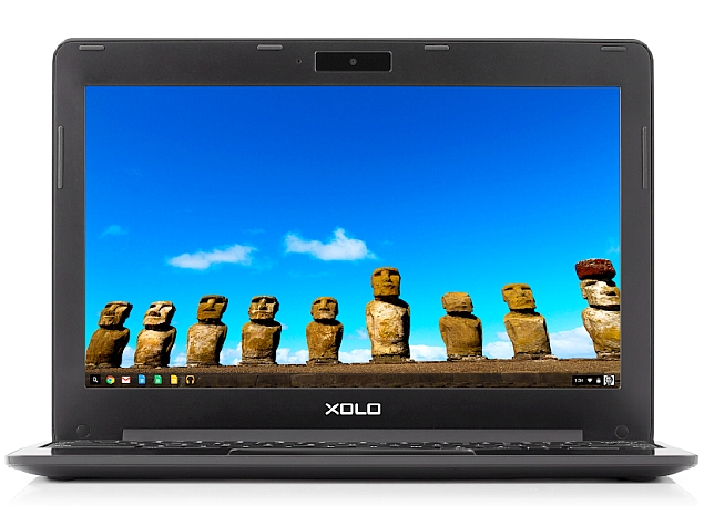 Xolo Chromebook, Nexian Air Chromebook Laptops Launched at Rs. 12,999