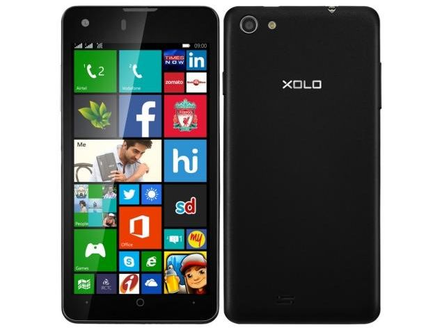 Xolo Win Q900s With Windows Phone 8.1 Launched at Rs. 11,999