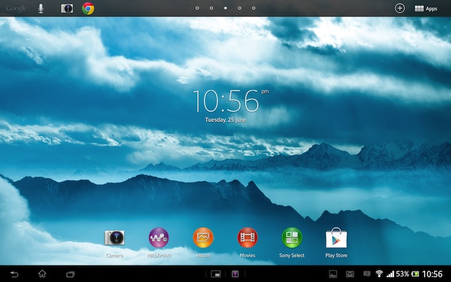 Sony Xperia Tablet Z review | NDTV Gadgets360 com