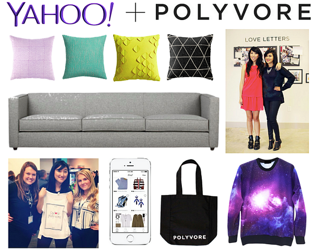 Yahoo Tries to Get More Fashionable With Polyvore Purchase
