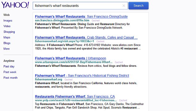Yahoo partnering with Yelp to improve local search results: Report