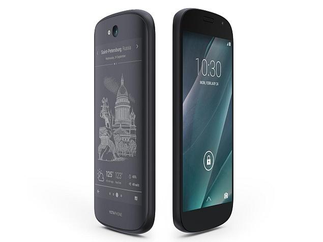 YotaPhone 2 Dual-Screen Smartphone Set for December 3 Launch