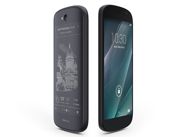 YotaPhone 2 Dual-Screen Smartphone Set for December 3 Launch