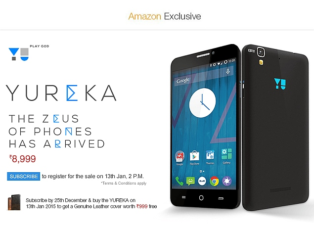 Micromax's Yu Yureka Off to a Rocky Start; Launch Date Revealed