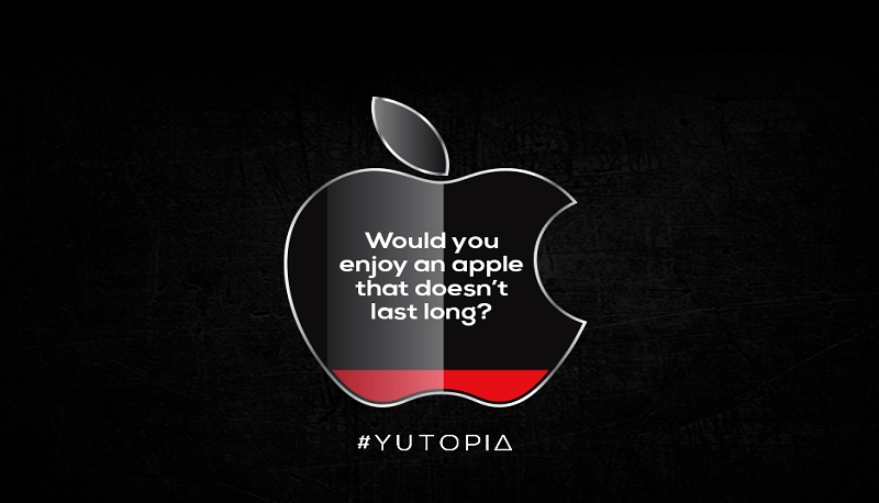 Micromax's Yu Yutopia Teased to Sport Large Battery Capacity