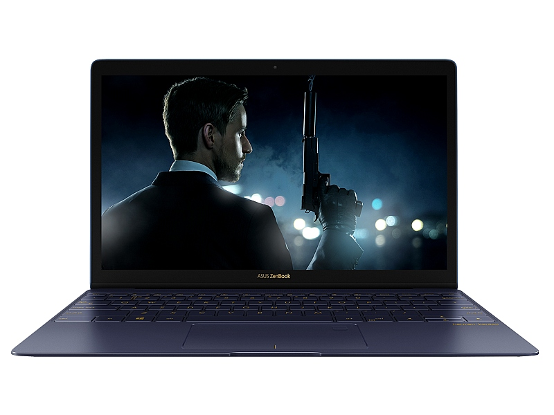 Asus ZenBook 3 Launched; Said to Be Faster, Lighter, Thinner Than MacBook