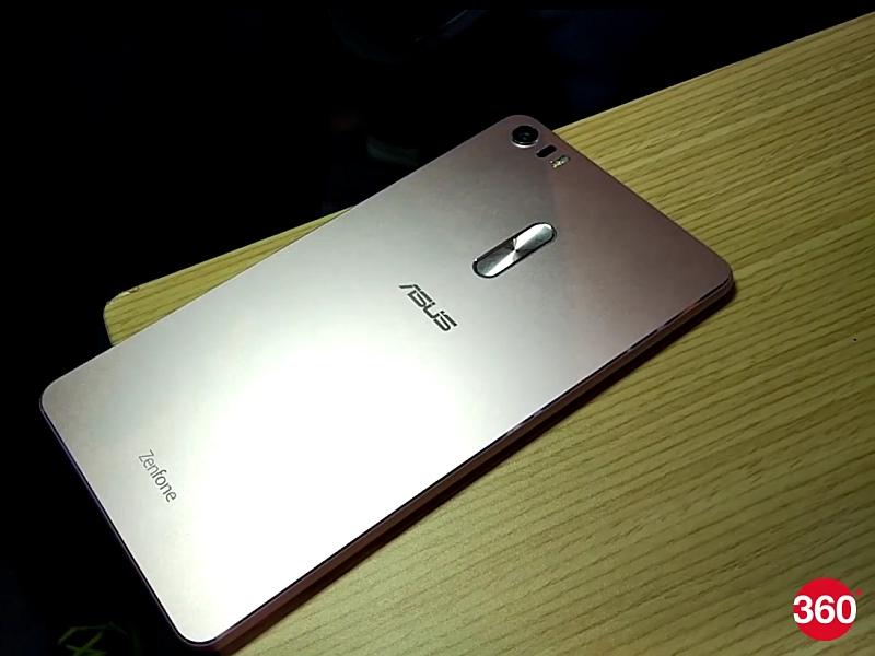 Asus ZenFone 3, ZenFone 3 Deluxe, ZenFone 3 Ultra First Look