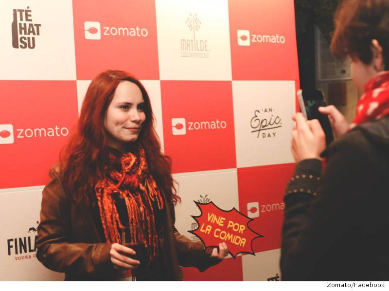 Zomato Raises $60 Million From Temasek and Vy Capital