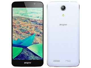 Zopo Hero 1 With 13.2-Megapixel Camera Launched at Rs. 12,000