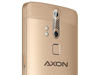 ZTE Axon Elite With Fingerprint Sensor Launched at IFA 2015