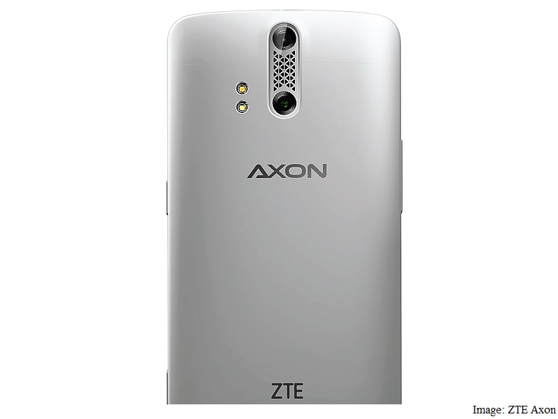 ZTE Axon Max With Massive Display and Battery Set to ...