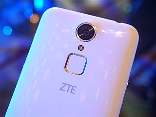 ZTE Blade A1 With 5-Inch Display, Fingerprint Sensor Launched