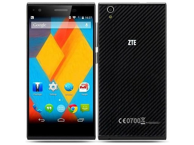 ZTE Launches Blade Vec 3G, Blade Vec 4G, and Kis 3 Max at IFA