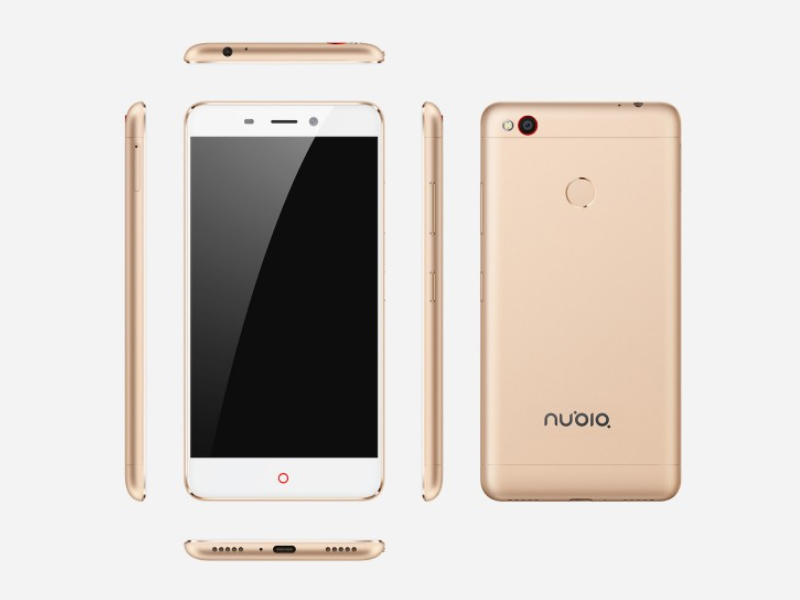 ZTE Nubia N1 With 13-Megapixel Front Camera, Helio P10 SoC Launched