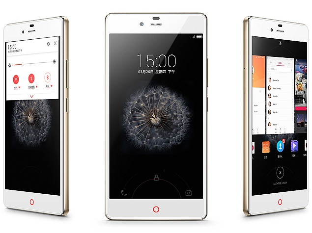 Nubia Z9 mini With 5-Inch Display, Snapdragon 615 SoC Launched at Rs. 16,999