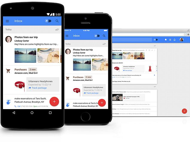 Inbox by Gmail to Get Delete Button and Signature Support