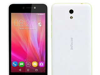 InFocus Bingo 10 With 5-Megapixel Front Camera Launched at Rs. 4,299