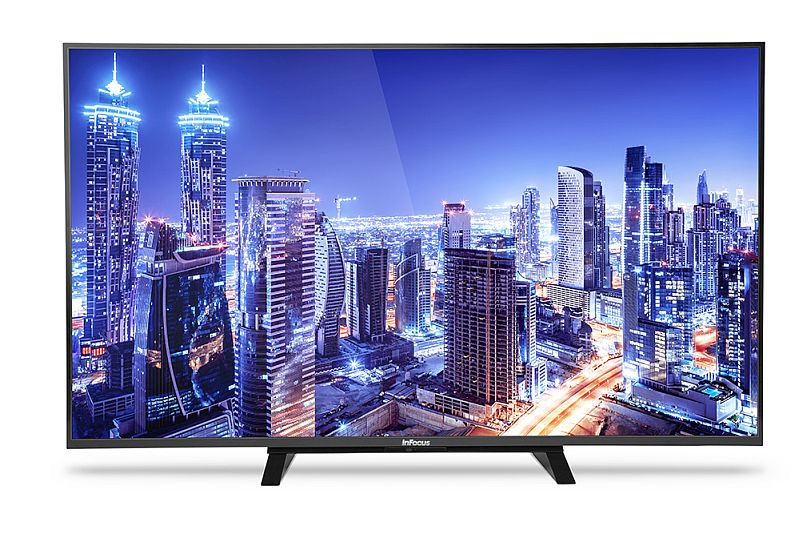 InFocus Launches Range of LED TVs Starting Rs. 9,999