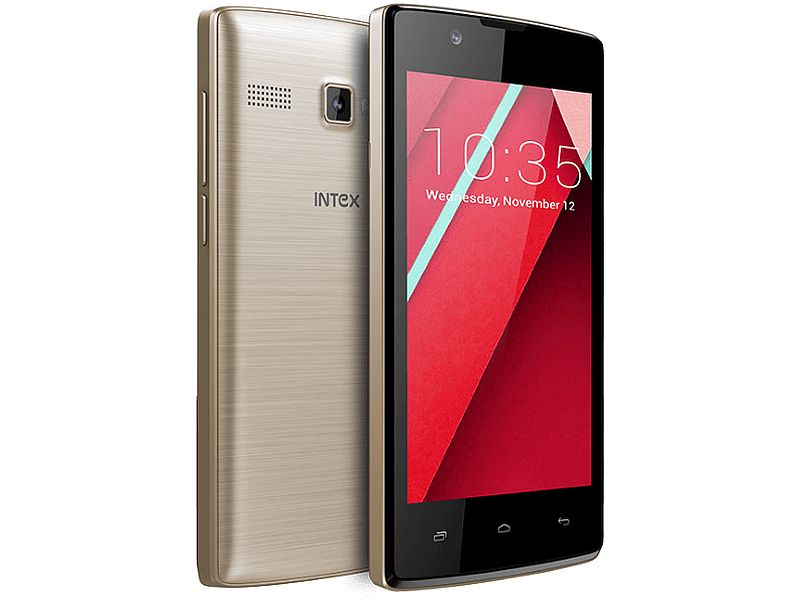 Intex Aqua 3G NS, Aqua Wave Affordable Android Smartphones Launched