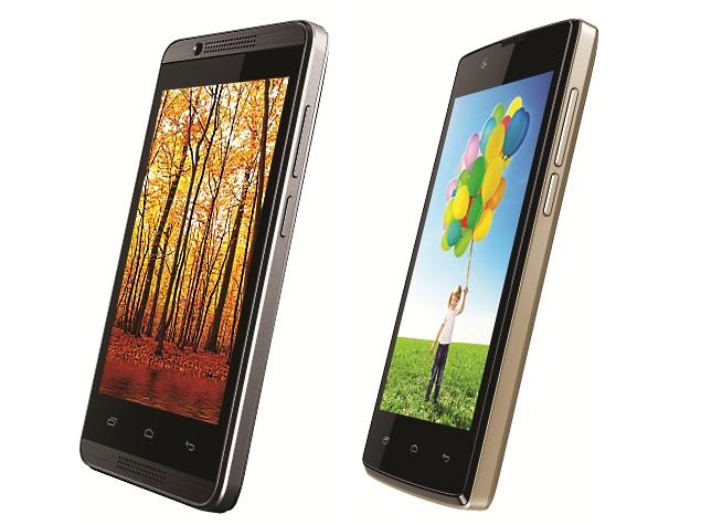Intex Aqua 3G Pro and Aqua 3G Strong Affordable Dual-SIM Smartphones Launched
