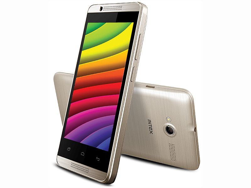 Intex Aqua 3G Pro Q Entry-Level Android Smartphone Launched at Rs. 2,999