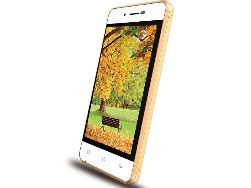 Intex Aqua 4G Strong With VoLTE Support Launched at Rs. 4,499