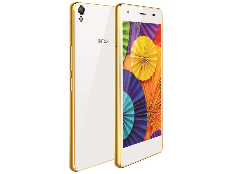 Intex Aqua Ace With 4G Support, 3GB RAM Launched at Rs. 12,999