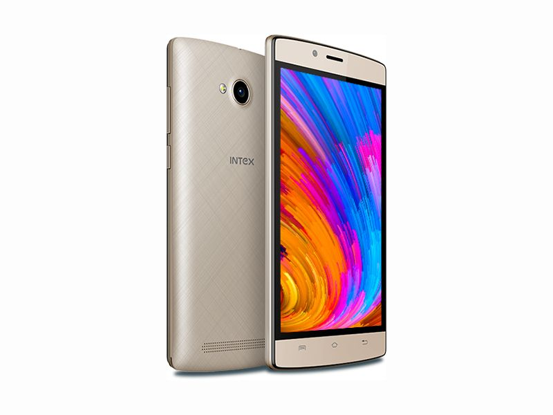 Intex Aqua Classic With 5-Inch Display Launched at Rs. 4,444