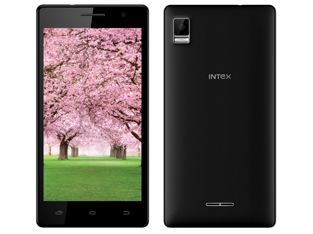 Intex Aqua M5 Available Online, Aqua Desire HD Listed on Company Site