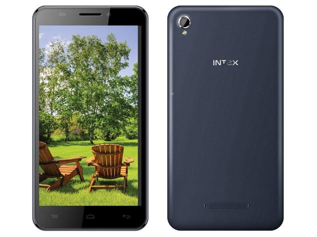 Intex Aqua Dream With 5-Megapixel Front Camera Launched at Rs. 10,390
