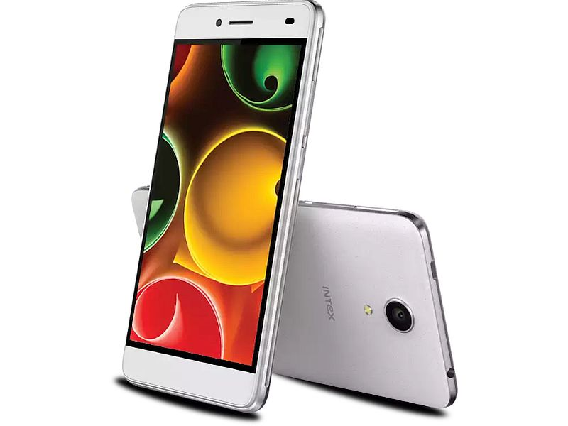 Intex Aqua Freedom With 5-Inch Display Launched at Rs. 5,790