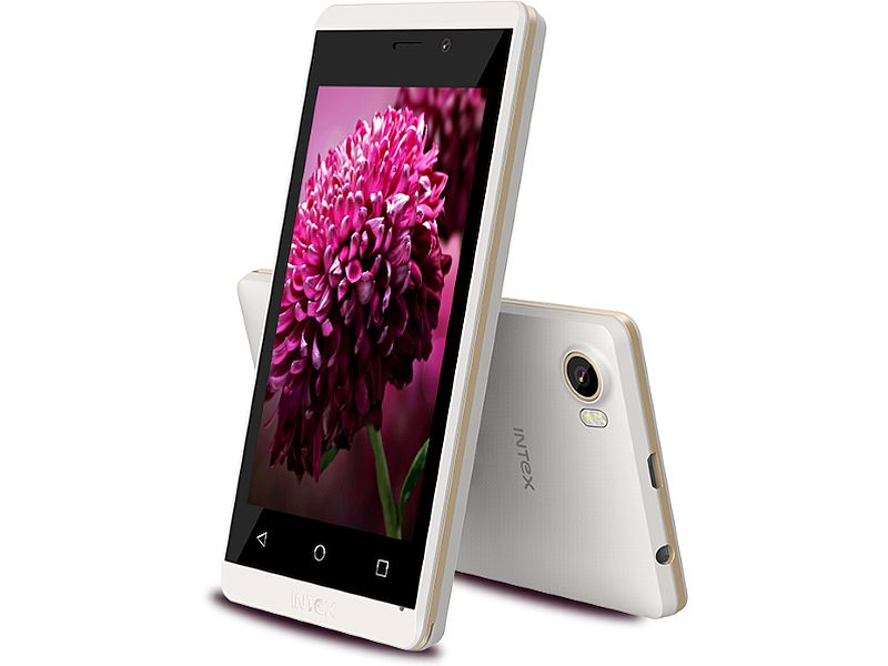 Intex Aqua Joy Budget Android Smartphone Launched at Rs. 2,799