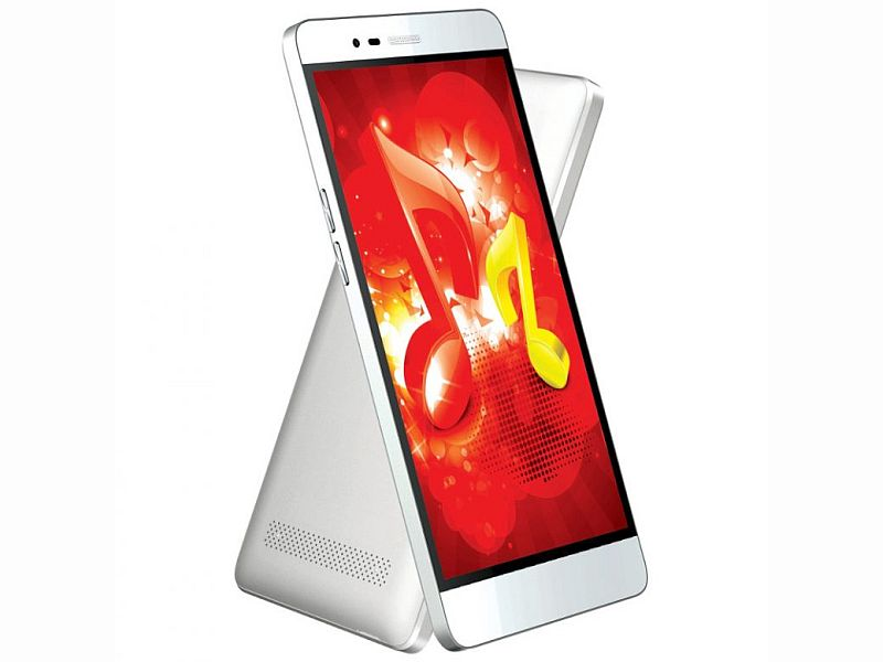 Intex Aqua Music With Android 6.0 Marshmallow, Dual Speakers Launched at Rs. 9,317
