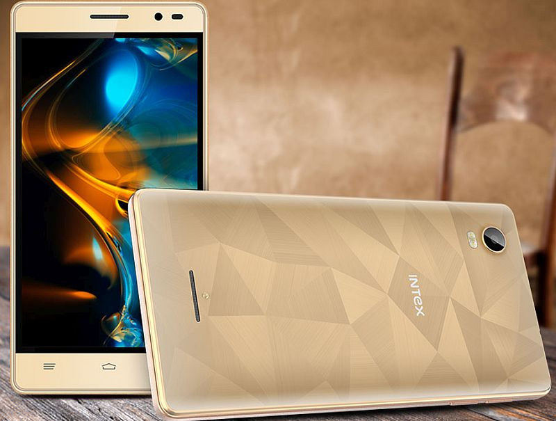 Intex Aqua Power HD 4G With 5-Inch Display Launched at Rs. 8,363