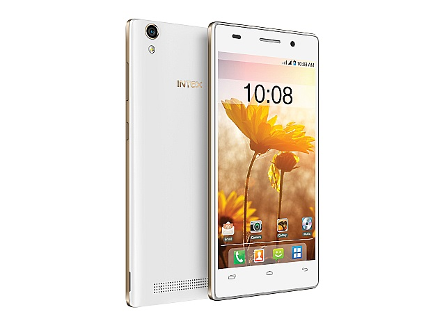 Intex Aqua Power+ With 4000mAh Battery, Android 5.0 Lollipop Launched at Rs. 8,999