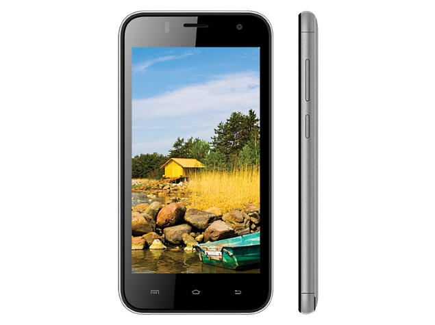 Intex Aqua Q4 With 3G Support, 4.5-Inch Display Launched at Rs. 5,290