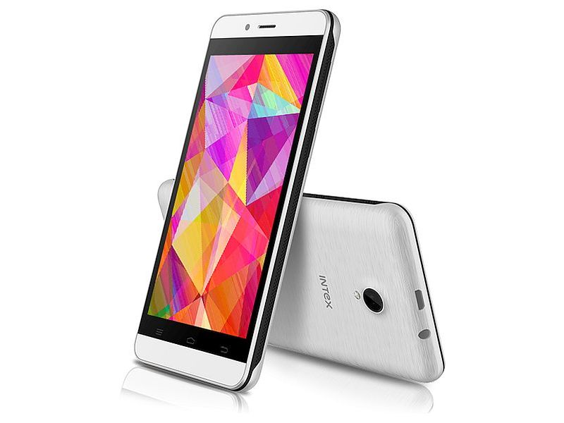 Intex Aqua Q7 With 3G Support, Android 5.1 Launched at Rs. 3,777