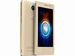 Intex Aqua Secure With Fingerprint Sensor, VoLTE Support Launched at Rs. 6,499